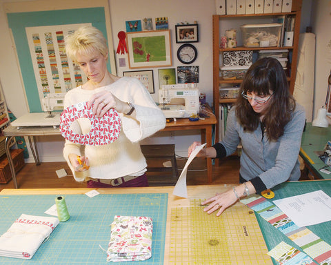 My Lil' Bean Q&A: Beth and Lisa Studio