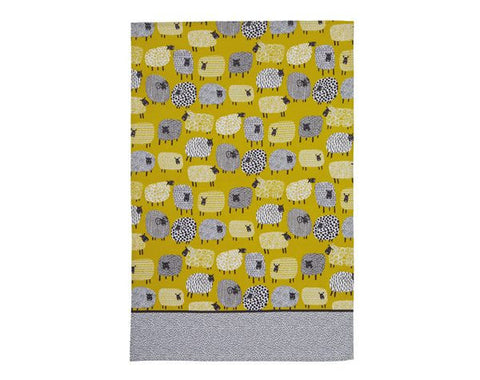Dotty Sheep Cotton