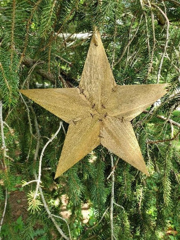 A2 - Wooden Star Large