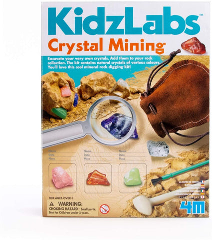 S - Crystal Mining Kit