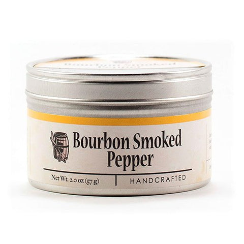 Bourbon Barrel: Smoked Pepper
