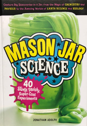 Kid's Books: Mason Jar Science