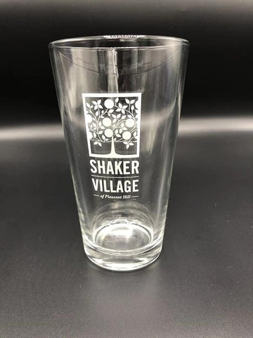 AD - SVPH: Pint Glass