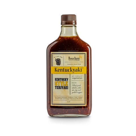 Bourbon Barrel Kentuckyaki