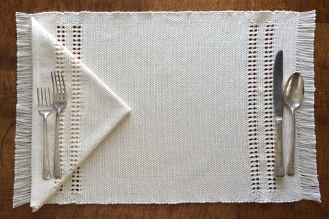 Hand Woven Placemat