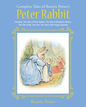 BA - Beatrix Potter: Peter Rabbit