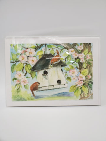 C5 - Spring Boxed Notecards