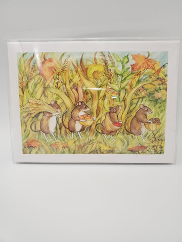 C5 - Autumn Boxed Notecards