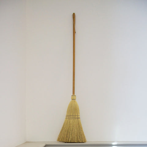 Broom: Shaker Kitchen