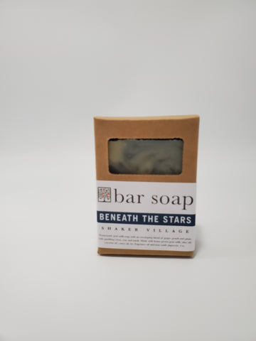 H - Beneath the Stars Bar Soap