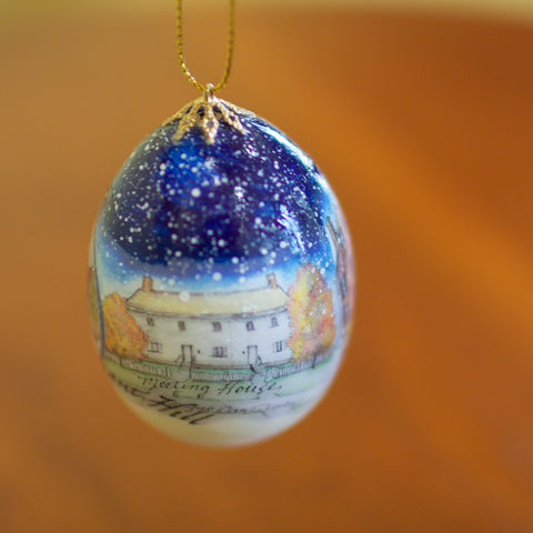 A1 - Pleasant Hill Egg Ornament