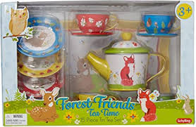AB - Forest Friends Tea Time