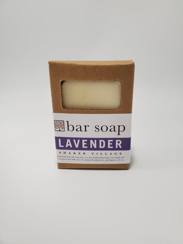 H - Lavender Bar Soap