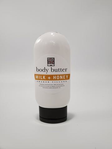 H -Milk and Honey Body Butter
