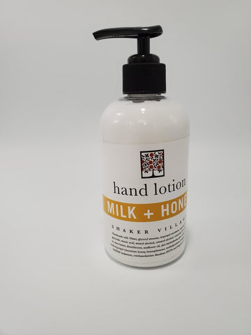 H - Milk and Honey Goat Milk Lotion