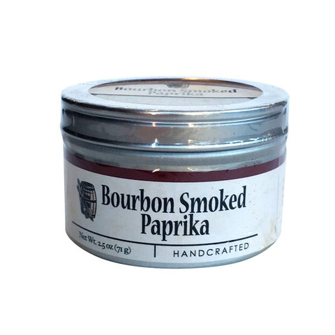 Bourbon Barrel: Smoked Paprika