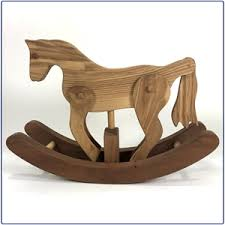 A - Rocking Horse