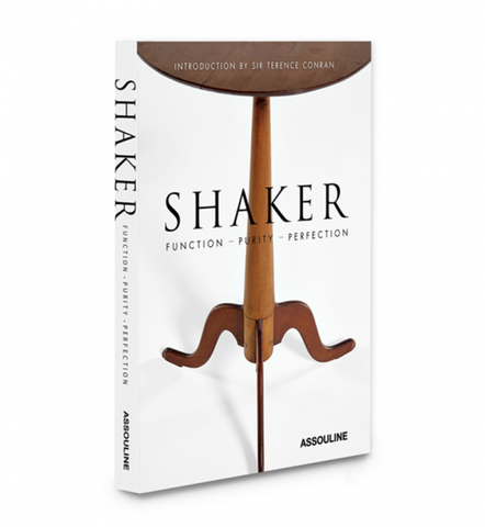 Shaker: Function Purity Perfection by David Stocks