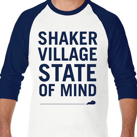 AT - SVPH: State of Mind Baseball Shirt
