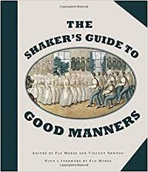 Book: The Shaker's Guide to Good Manners