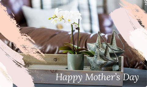 Mother's Day Orchid Gift Card