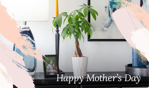 Mother's Day Plant Gift Card