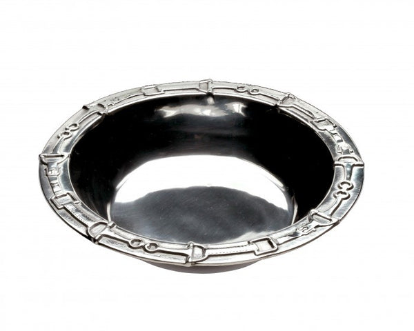"Equestrian 12"" Serving Bowl"