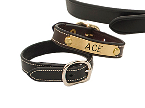 *Engrave-Or-Not* Plain Stitched Leather Adjustable Bracelet