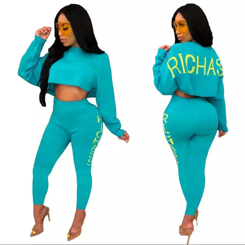 RICHASS 2 PIECE