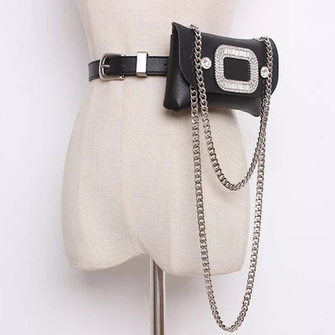 DETACHABLE BAG BELT