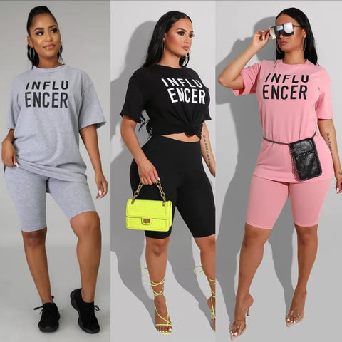 INFLUENCER 2 PIECE