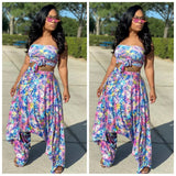 FESTIVE PLUS SIZE 2 PIECE