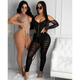 JESSICA SCRUNCH 2 PIECE SET