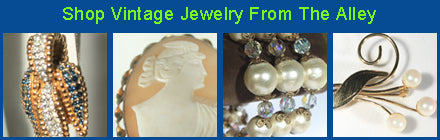 Vintage Jewelry For Sale at Salamander Alley