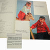 Vintage Spinnerin Young Fashions Knitting Pattern Book
