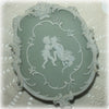 Arnart green wall plaque