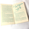 1957 Drivers Manual from Washington State / Rules of the Road and How to Drive