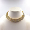 Contemporary Joan Boyce 5 Row Coil Necklace