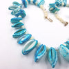 blue beach necklace