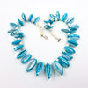shell fringe necklace