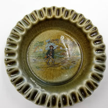 Wade Irish China Fishing Ashtrays, Tobacciana Collectibles