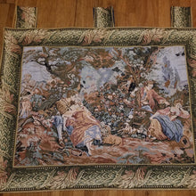 Vintage Seagull Hanging Tapestry / Courtship