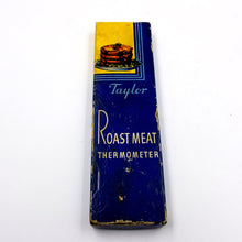 Taylor Ceramic Over Steel Roast / Meat Thermometer