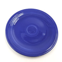 Cobalt Blue Fiestaware Saucer and Bread Plate / Snack Plate