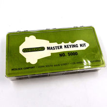 Weslock Master Keying Kit / No. 5000