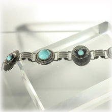 Southwest Style Jewelry, Silver Bracelet, Turquoise Earrings, Western Jewelry, Aqua Silver