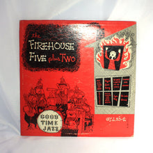Firehouse Five, Plus Two, Good Time Jazz, Vinyl Record, Vintage, 1950s Music, Dixieland