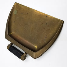 Vintage Royal Rochester Brass Crumb Catcher / Dust Pan / Silent Butler