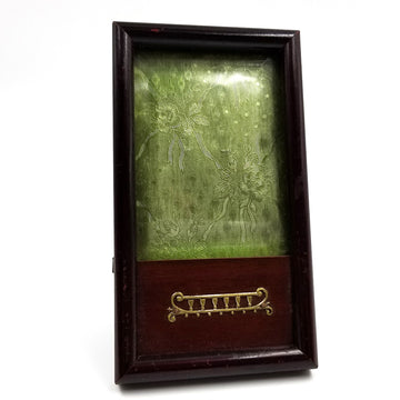 1930s Small Wood Picture Frame