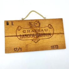 California Wine Crate Plaque / Sign / Wall Art